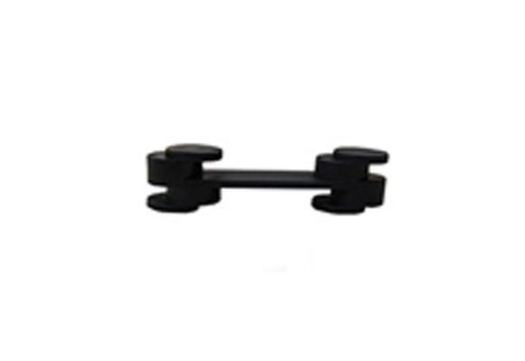 Quick Fist Rubber Tie down Belt Hooks - 1 connector